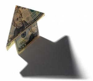 Money Down Arrow