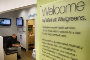 Retail Health Clinic at Walgreens