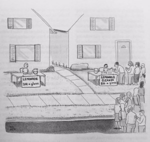 Cartoon Marketing