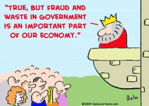 Cartoon Important Part of Our Economy