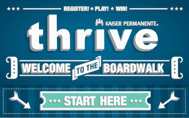 Image result for kaiser permanente thrive