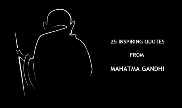 Mahatma Gandhi Quotes_Ravi Pratap Singh_Learnnovators