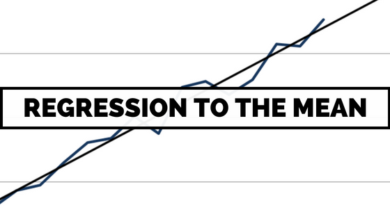 Image result for regression to the mean