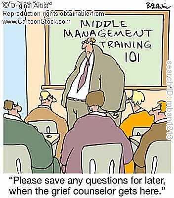 Middle Managers and Scrum - Lean Agile Training
